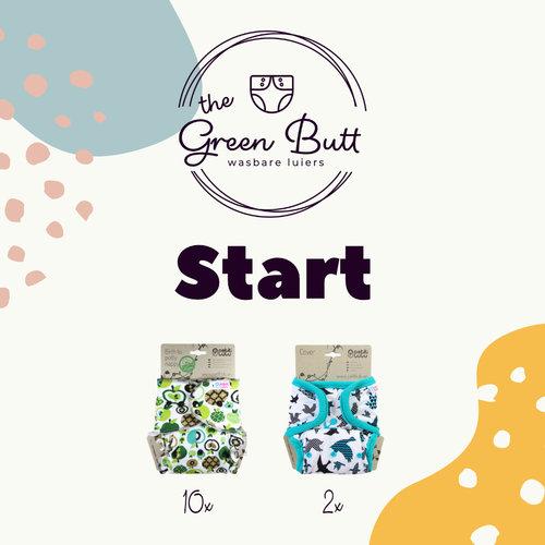 Petit Lulu Startpakket wasbare luiers voordeelpakket