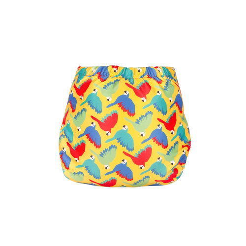 Totsbots Totsbots zwemluier Yellow parrot