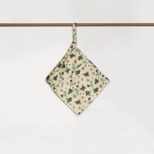 Little Lamb Wetbag | Luierzak met twee vakken Large prints