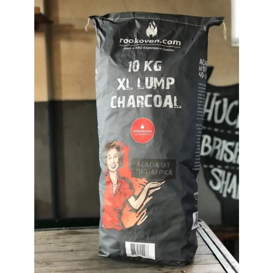 Rookoven.com Houtskool 10 KG-5