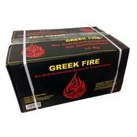 Greek Fire Briketten Tubes