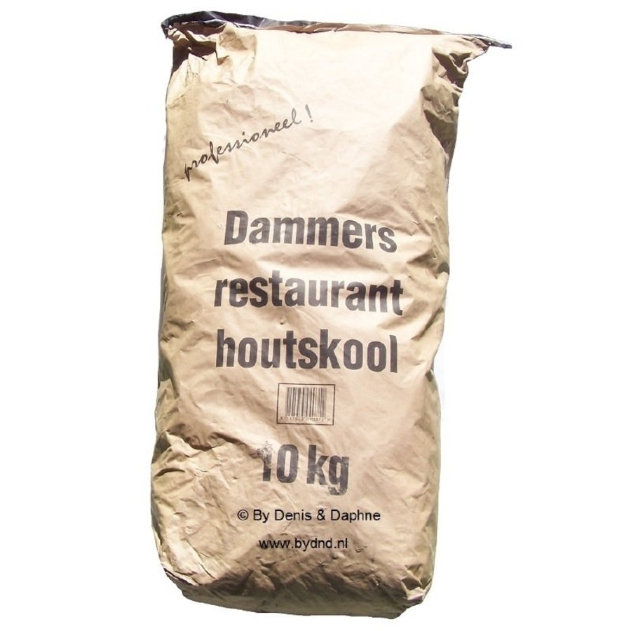 Dammers Houtskool 10 KG-1