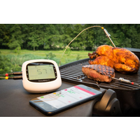 thumb-HerQs Thermometer - Easy BBQ Pro-2