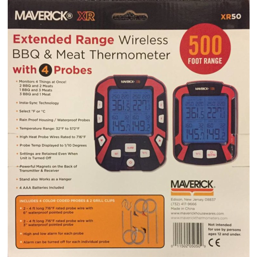Maverick XR50-3