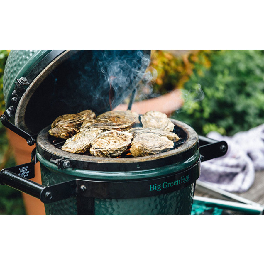 Big Green Egg Mini Compleet-2