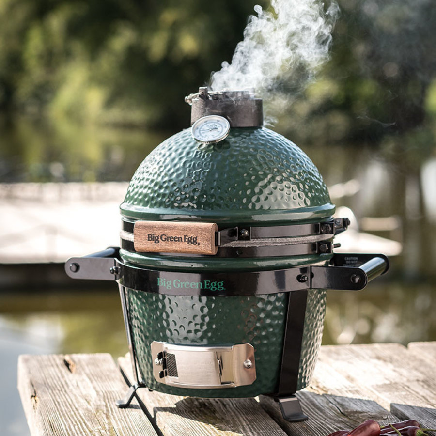 Big Green Egg Mini Compleet-3