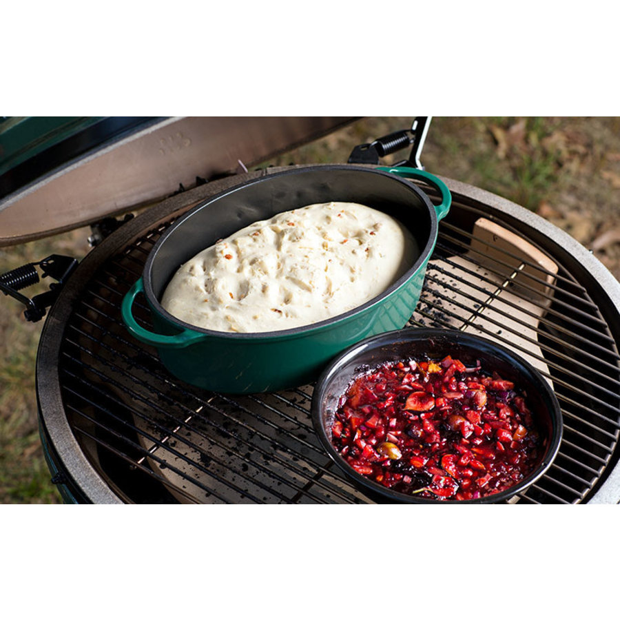 Big Green Egg Extra Large Compleet-5