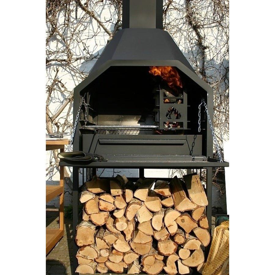 Home Fires Suprême de Luxe 800 Vrijstaand model-3