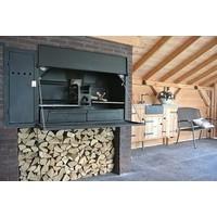 thumb-Home Fires Suprême de Luxe 1000 Inbouwmodel-2