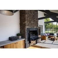 thumb-Home Fires Afrikaanse Braai 1500 Spitbraai Inbouwmodel-3