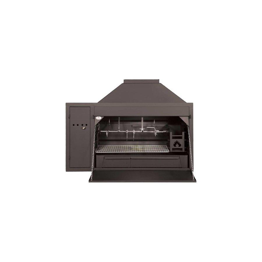 Home Fires Suprême de Luxe 1500 Spitbraai Inbouwmodel-1