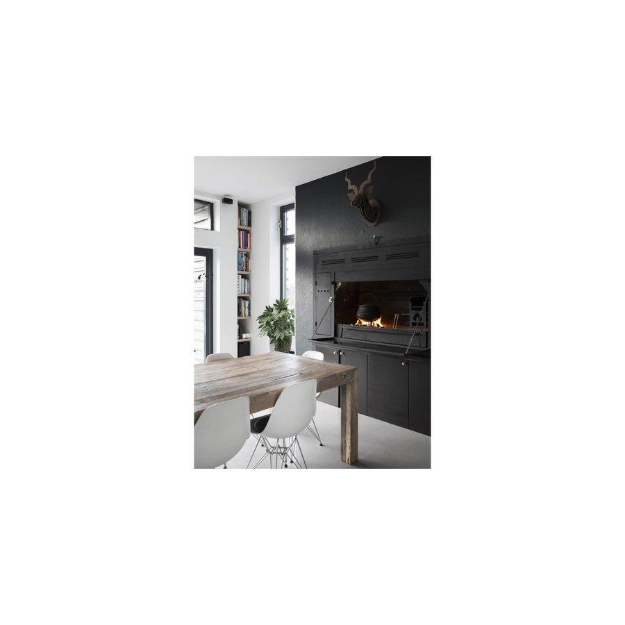 Home Fires Afrikaanse Braai 1500 Spitbraai Inbouwmodel-2