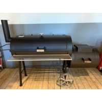 thumb-Offset Smoker 21 inch-1