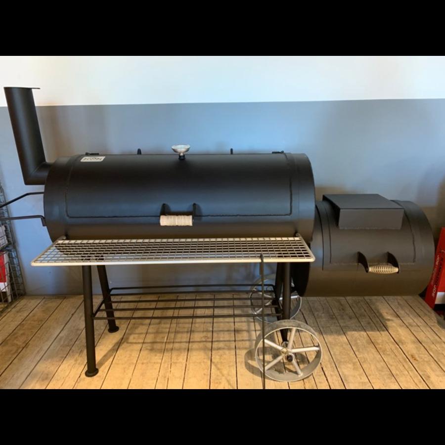 Offset Smoker 21 inch-1