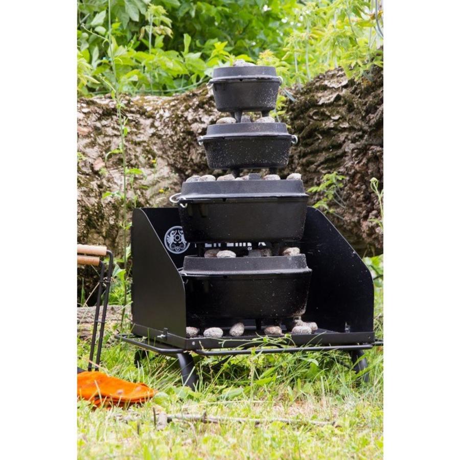 Petromax Dutch Oven Tafel FE45-3