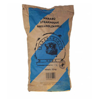 thumb-Black Ranch Houtskool Marabu 15 KG-1