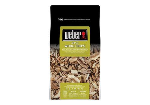Weber Rooksnippers Appel 700g