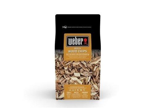 Weber Rooksnippers Beuken/Beech 700g