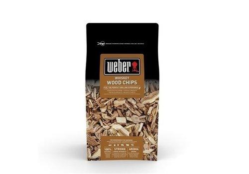 Weber Rooksnippers Whiskey Oak 700g