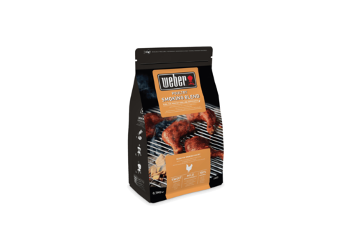 Weber Rooksnippers Smoking Poultry Blend