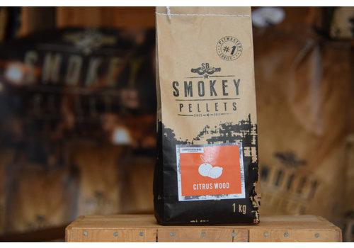 Smokey Bandit Peach Wood