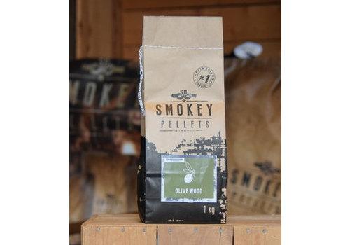 Smokey Bandit Olive Wood