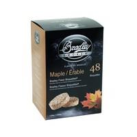 Bradley Briketten Esdoorn / Maple 48 Stuks