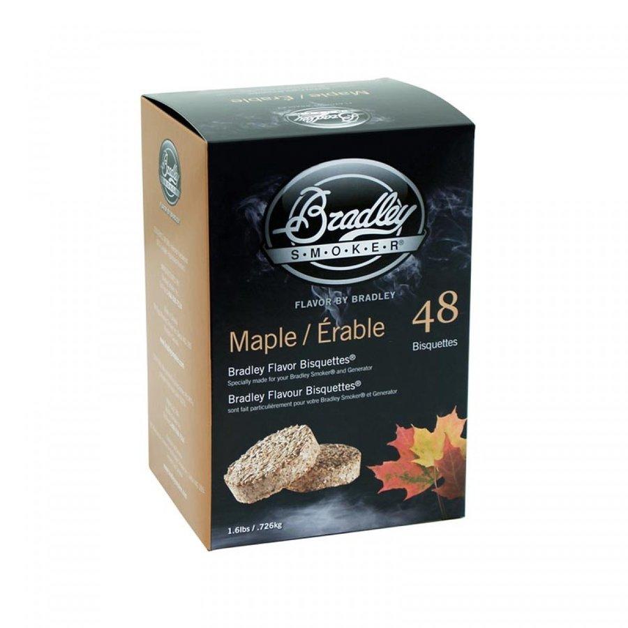 Bradley Briketten Esdoorn / Maple 48 Stuks-1