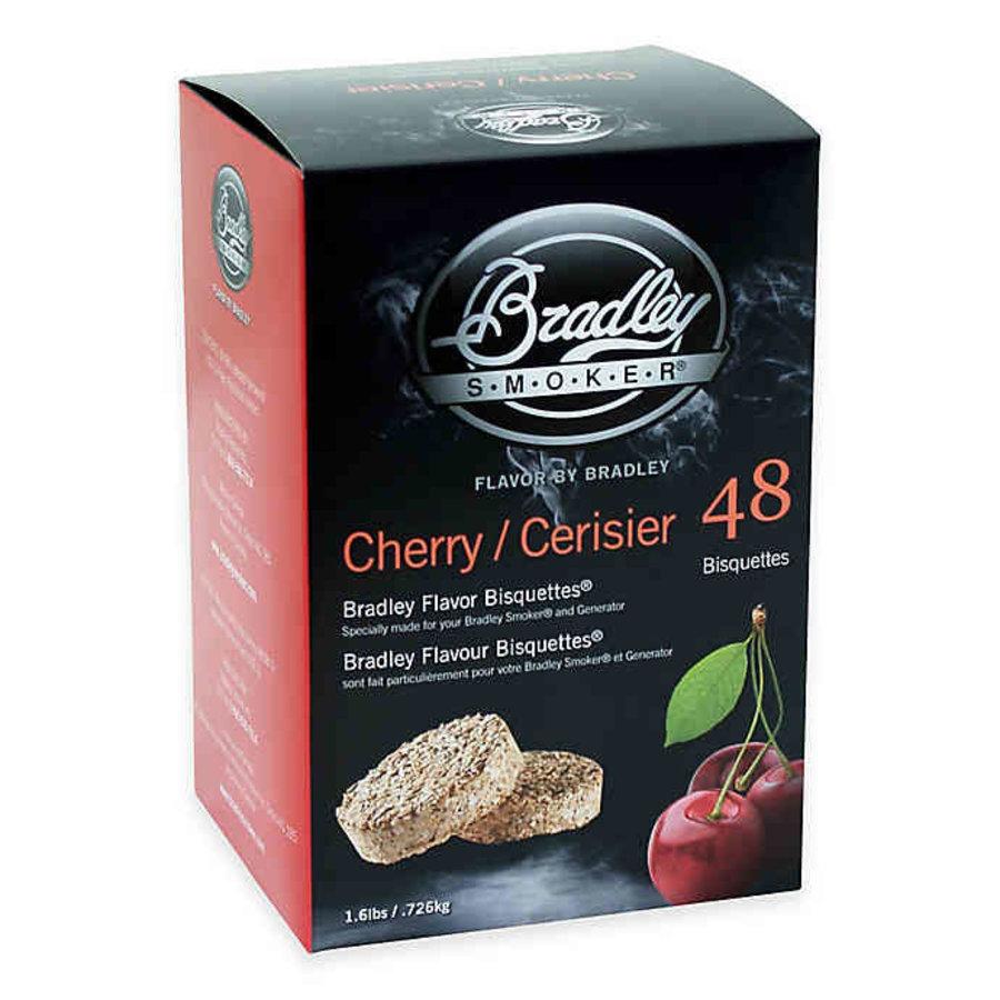 Bradley Briketten Kersen / Cherry 48 Stuks-1