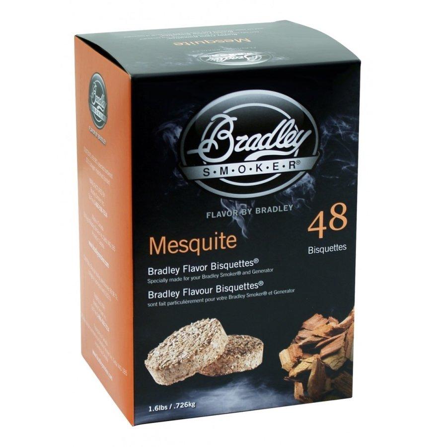 Bradley Briketten Mesquite 48 Stuks-1