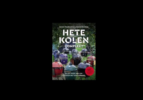 Boek 'Hete Kolen Compleet' - Jeroen Hazeboek & Leonard Elenbaas