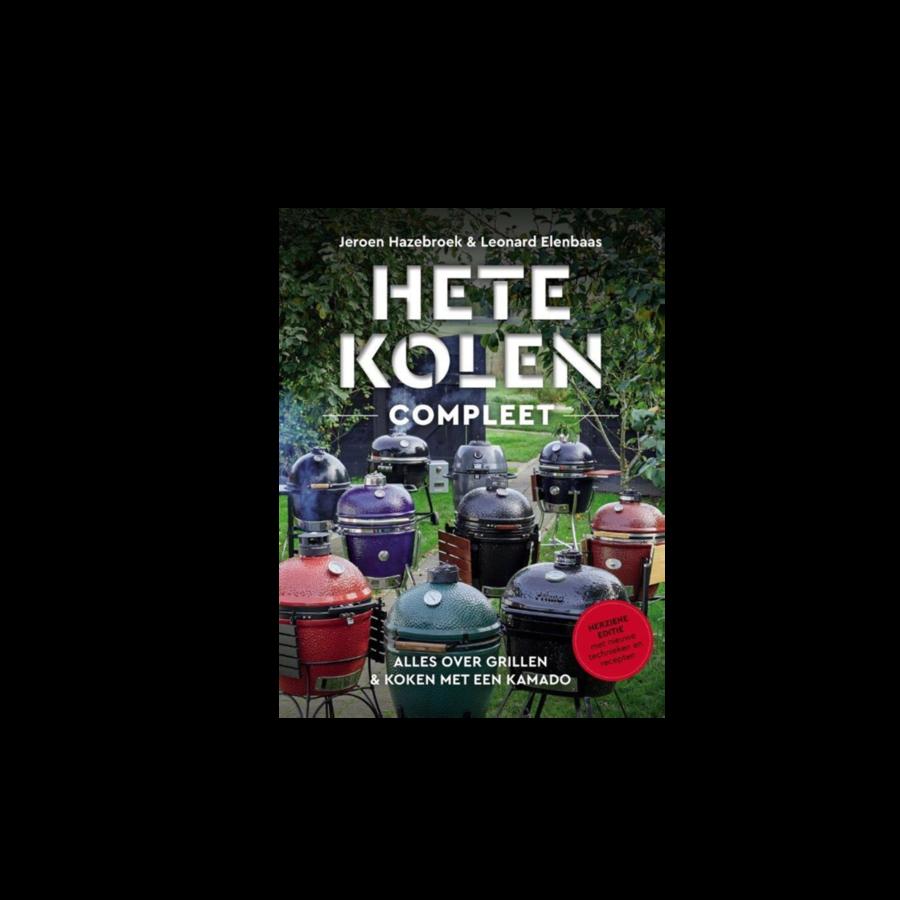 Boek 'Hete Kolen Compleet' - Jeroen Hazeboek & Leonard Elenbaas-1