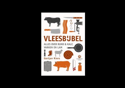 Boek 'De Vleesbijbel' - Gertjan Kiers
