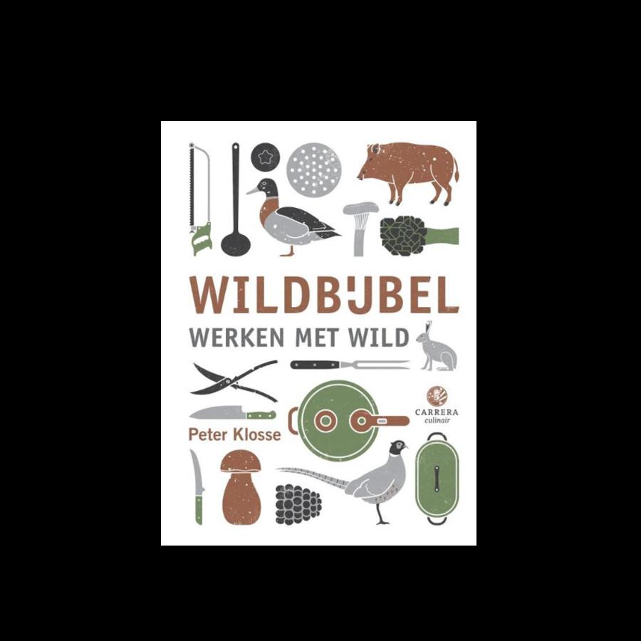 Boek 'De Wildbijbel' - Peter Klosse-1