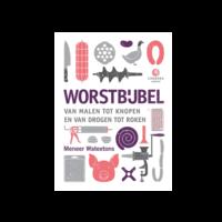 Boek 'De Worstbijbel' - Meneer Wateetons