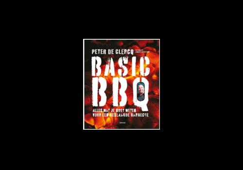 Boek 'Basic BBQ' - Peter de Clercq