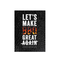 Boek 'Let's Make BBQ Great Again' - Jeroen Wesselink