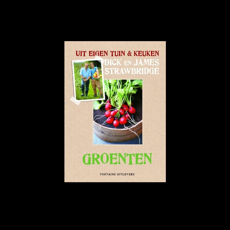 Boek 'Groenten'-1