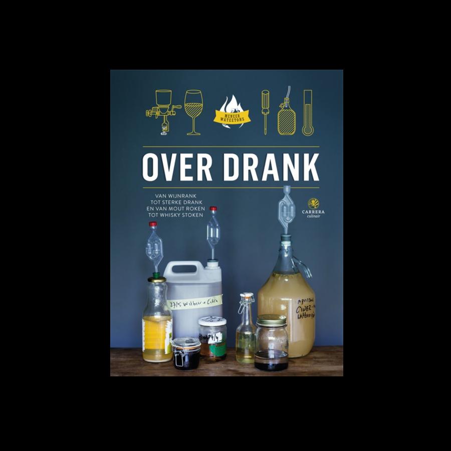 Boek 'Over Drank' - Meneer Wateetons-1