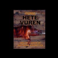 Boek 'Hete Vuren' - Jeroen Hazebroek en Leonard Elenbaas