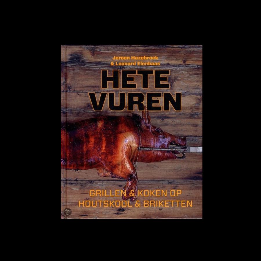 Boek 'Hete Vuren' - Jeroen Hazebroek en Leonard Elenbaas-1