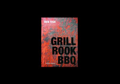Boek 'Grill Rook BBQ' - Ben Tish