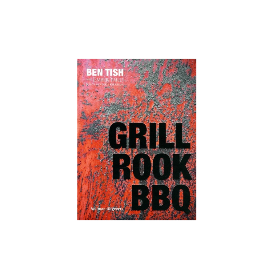 Boek 'Grill Rook BBQ' - Ben Tish-1