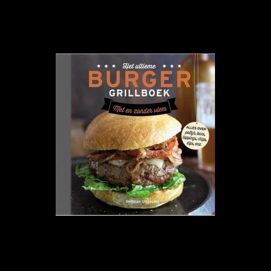 Boek 'Het Ultieme Burger Grillboek'-1