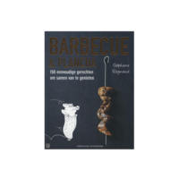 Boek 'Barbecue en Plancha' - Stéphane Reynaud