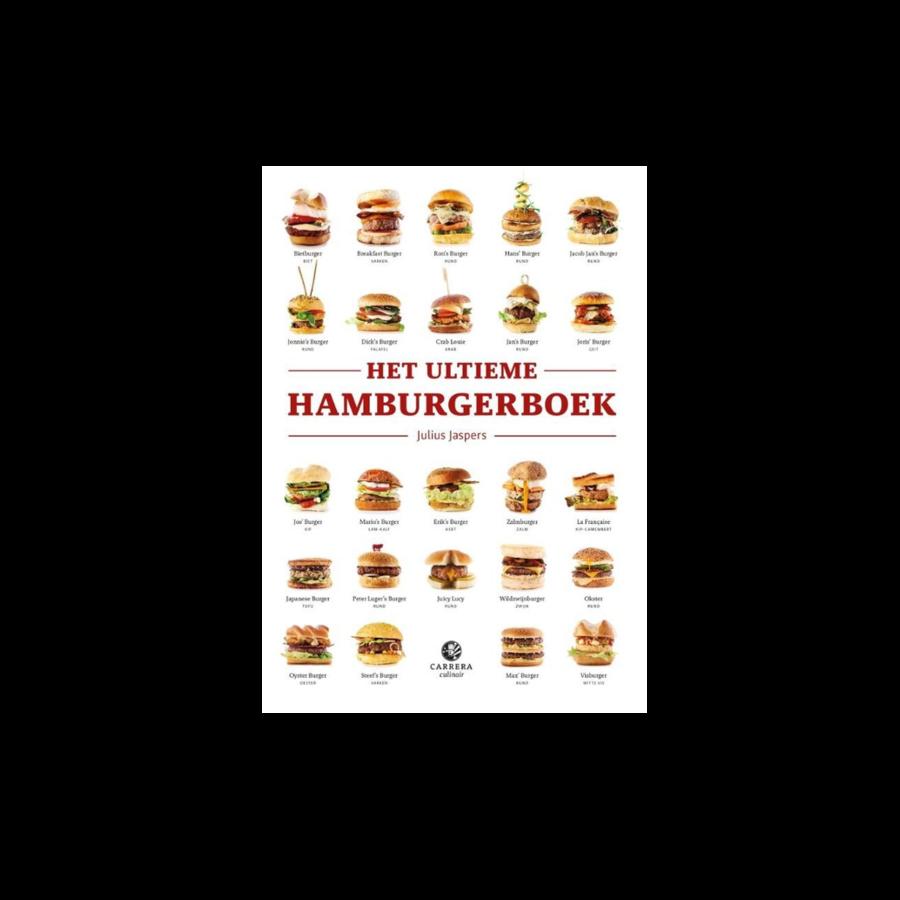 Boek 'Het Ultieme Hamburgerboek' - Julius Jaspers-1