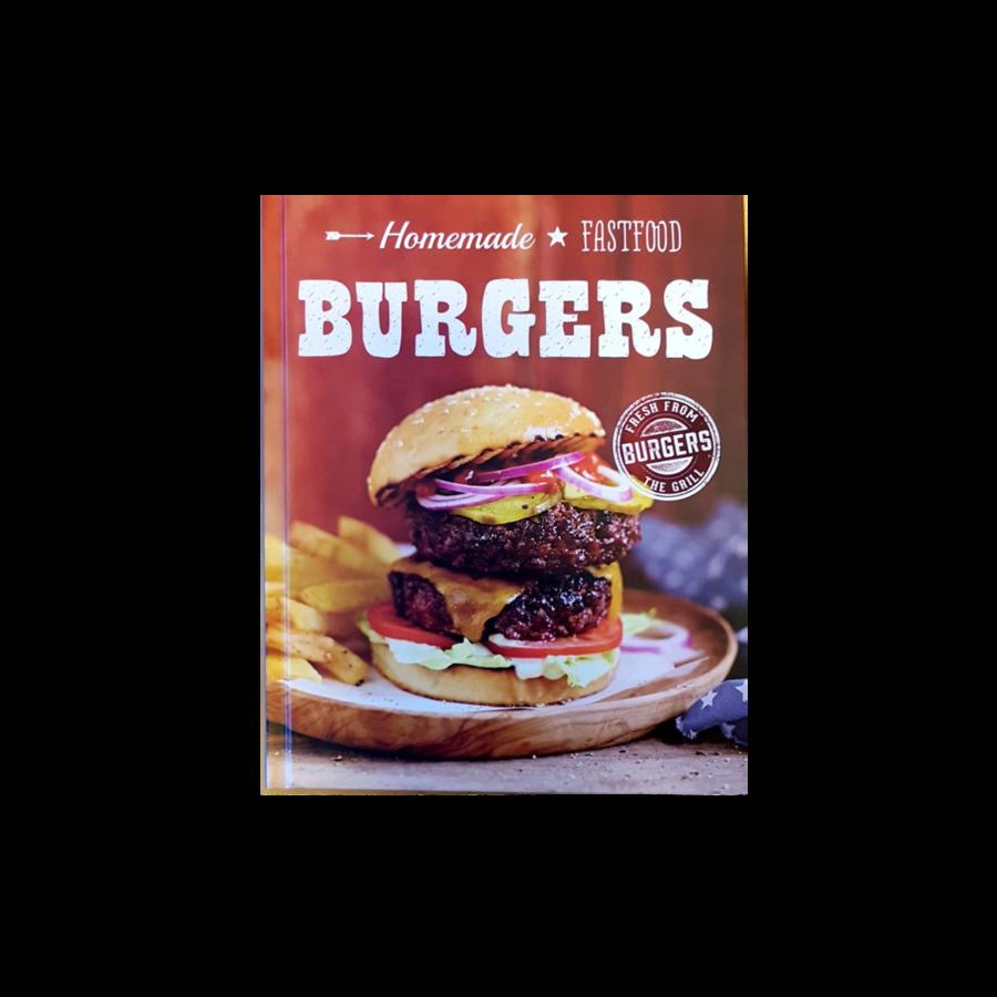 Boek 'Homemade Burgers'-1