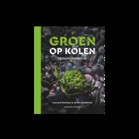 Boek 'Groen op Kolen' - Leonard Elenbaas & Jeroen Hazebroek