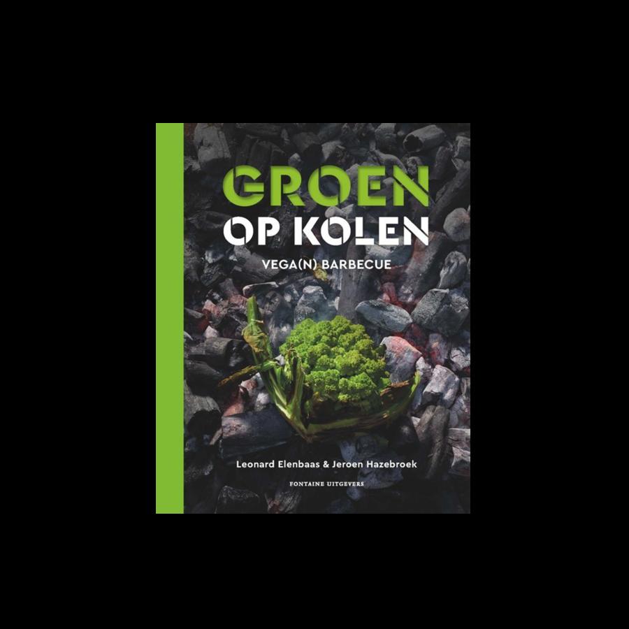 Boek 'Groen op Kolen' - Leonard Elenbaas & Jeroen Hazebroek-1
