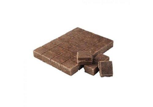 Aanmaakblokjes bruin 32st